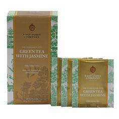 The East India Company: The Forbidden City Jasmine Blossom Tea Sachets x20