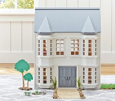 Ice Castle Dollhouse Pottery Barn Kids Ag Mini Dolls Houses Pinterest Pottery Barn