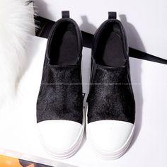 (73.15$)  Watch more here  - 2016 Platform Shoes Woman brand Loafers Women Flat Shoes Horsehair Woman Shoes Fashion Women Famous Tenis Feminine