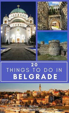 20 Things to do in Belgrade. Serbia's capital and largest city is old and has thousands of years of history. Belgrade has been in over 115 wars and burnt to the ground numerous times. From Attila the Hun, who made his way to the city in AD442 to the Ottoman Empire and the Austro-Hungarian Empire, the city's war history has left scars that built character. #belgrade #serbia #travel #traveltips Attila The Hun, Stuff To Do, Things To Do, Serbia Travel, Belgrade Serbia, Austro Hungarian, Ottoman Empire, Eastern Europe, Taj Mahal