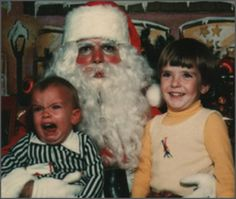 Santa is a scary concept . a strange man breaking into your house and creeping into your room. While the real deal is a jolly fellow, the same can't be said for these quite terrifying creepy Santas.
