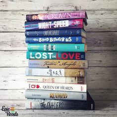 """I'd like to make a book display or wall display outside of the Library that reads """"Who's in your book stack?"""""""