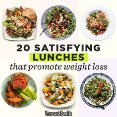 20 Satisfying Lunches That Promote Weight Loss | Women's Health Magazine