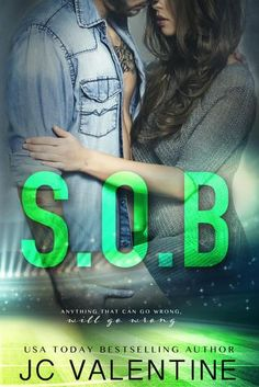 Ramblings From This Chick: ARC Review: S.O.B. by J.C. Valentine