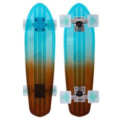 GLOBE Bantam Clears light blue amber fade cruiser 24 pouces 110,00 € #globe #cruiser #cruiserboard #cruizer #plasticskate #plasticskateboard #bantam #globebantam #skate #skateboard #skateboarding #streetshop #skateshop @playskateshop
