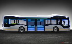 2016 Mercedes-Benz 'Future Bus'