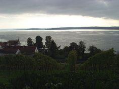 view from Birnau