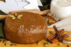 Пряничное тесто - рецепт с фото