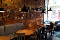 Kuuka Cafe in Riga, Cafes in Riga, Old Town, Cafe, Coffee, Food, Cake, Summer Terrace, Brunch, Cozy, Riga, Quips