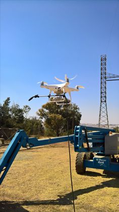 Bee Removal in Johannesburg , removed bees with a drone at Eskom power station