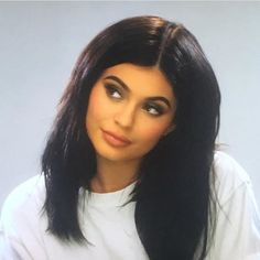 #kyliejenner today! #hair #makeup