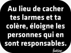 Panneaux Humour Some Quotes, Words Quotes, Best Quotes, Sayings, French Phrases, French Quotes, Positive Attitude, Positive Vibes, Image Citation
