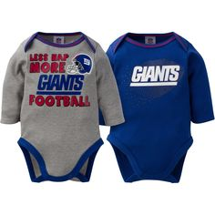 9706309f5 New York Giants, Little Babies, Giants Shirt, Baby Gear, 18 Months,