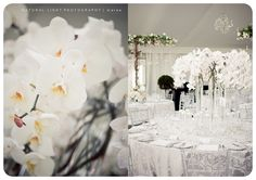 Love the orchids! Orchids, Glamour, Table Decorations, Furniture, Home Decor, Style, Swag, Decoration Home, Room Decor