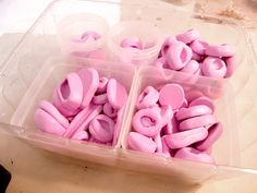 Polymer Clay Tips - using molds, freezing clay, and lots of other great ideas.