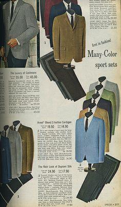 Spiegel catalog 1966 - men's cardigans, sports jackets | Flickr - Photo Sharing!