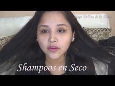 CABELLO LARGO EN 1 MES - SHAMPOO EN SECO - YouTube