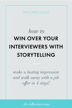 How to win over your interviewers and get a job offer using storytelling Second Interview Questions, Best Interview Tips, Skype Interview, Interview Coaching, Interview Questions And Answers, Interview Preparation, This Or That Questions, Management Interview Questions, Job Interviews
