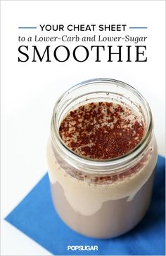 Stop the Sugar Bomb! How to Blend a Weight-Loss-Approved Smoothie | POPSUGAR Fitness UK