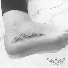 """""""Mountain Peaks"""""""