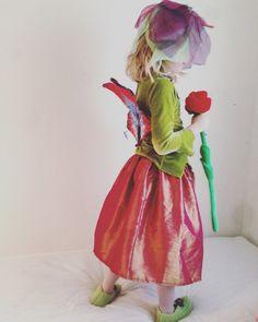 Blomsterfe #kriskrea