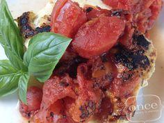 Paleo Bruschetta Chicken | OAMC from Once A Month Meals