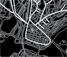 Alvar Aalto Rovaniemi city plan
