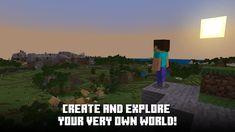 ماين كرافت Minecraft مهكرة للاندرويد احدث اصدار 1.17.30.21 [تهكير الخلود + فتح السكينز] Minecraft App, Capas Minecraft, Amazing Minecraft, Mojang Minecraft, Minecraft Pictures, Iphone Se, Iphone 7 Plus, Handy Iphone, Ipad Mini 2