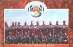 Calendrier 2002-2003 - Fédérale 2 - Pages 12-13