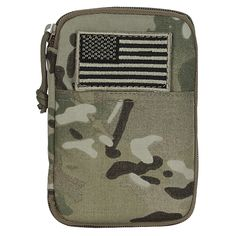 Voodoo Tactical Full Zip Molle Compatible BDU Wallet with Multiple Pockets/Slots for sale online Voodoo Tactical, Duty Gear, Flag Patches, Flashlight, Wallet, Lanyards, Bags, Passport, Separate