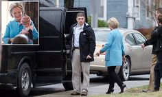 Scooby hits the road at 92 MPH! Secret Service zooms Hillary to dinner