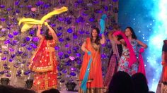 Indian wedding pageantry