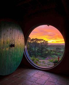 Hobbit Hole, The Hobbit, Jrr Tolkien, Legolas, Gandalf, Middle Earth, Lord Of The Rings, Monuments, New Zealand