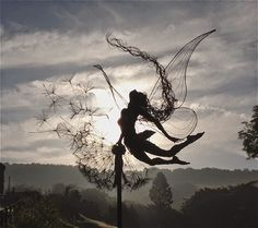 The Art Of Up-Cycling: Unbelieveable Wire Sculptures-The Infinite Posibilities of Wire Sculptures