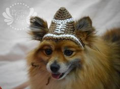 Pet Football Beanie XS-XL Any Colors by EternalLightShop on Etsy