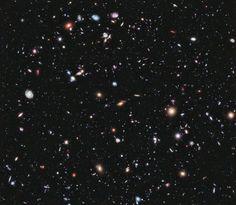 Hubble Extreme Deep Field / Популярная астрономия