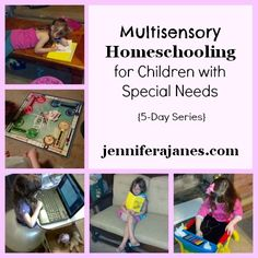 Multisensory Homeschooling for Children with Special Needs: Day 1 - Reference Cards - Jennifer A. Teaching Kids, Teaching Resources, Prison, Special Needs Resources, Autism Help, Autism Sensory, Sensory Issues, Sensory Integration, Special Needs Kids