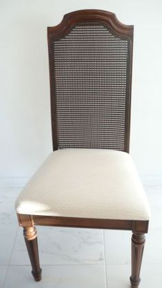 Toronto: 4 cane back dining chairs*Beautiful Comfort* $150 - http://furnishlyst.com/listings/678676