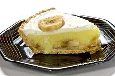 Frozen Banana Cream Pie