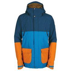 Bonfire Wilco Snowboard Jacket - Waterproof, Insulated (For Men)