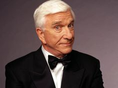 Leslie William Nielsen February 1926 - November Canadian and naturalized American actor and comedian. Famous Men, Famous People, Fort Lauderdale, Leslie Williams, Canadian People, Leslie Nielsen, Hollywood Men, Canadian History, O Canada