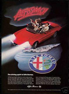 Alfa Romeo Red Spider Veloce (1984)