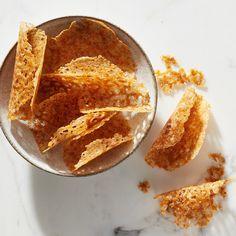 Keto Cheddar Taco Crisps by Food Network Kitchen