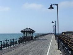 Ryde pier, isle of wight..I just viewed 'Take a stroll along Ryde Pier' in the @VisitEngland '101 things to do before you go abroad' app.