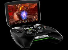 Nvidia Project Shield - Tegra 4 and Android based handheld gaming device (2013)