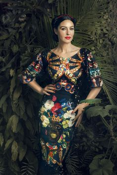 Monica Bellucci by Signe Vilstrup for Harper's Bazaar 2013.