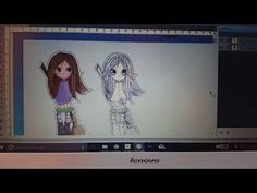 How to use a SVG cut file around Make it Crafty digi stamp - YouTube
