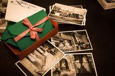 """Estos postales son pequeños retratos de la """"Ciutat vella"""" de Barcelona, y cada uno hace parte de una serie de fotos dedicada a los barrios mas antiguos de la ciudad.  Los postales han sido imprimidos en una imprenta familiar fundada en el 1888, la Impremta Badia, y el papel utilizado ha sido obtenido mediante proceso de fabricación ecológico y es 100% TFC Libre de Cloro.    emanuelaporcedduph.tumblr.com"""