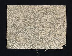 Russian Textile fragment 1700-1899 Metropolitan Museum of Art