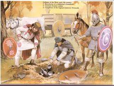 late roman armor - Google Search